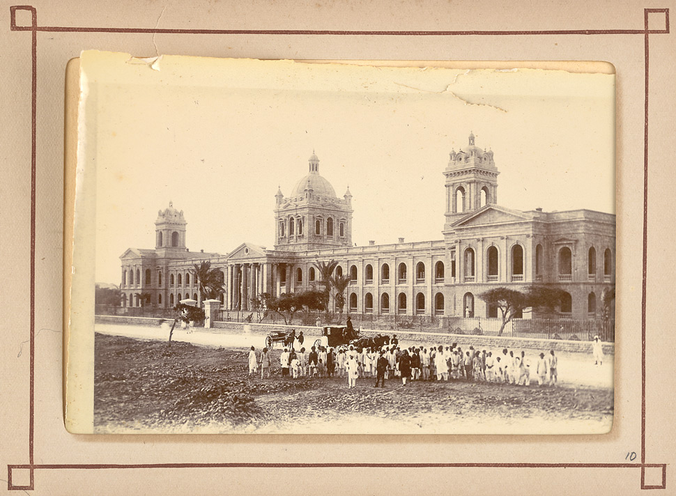 Sindh Arts College 1900