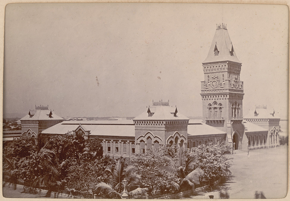 The Empress Market 1900