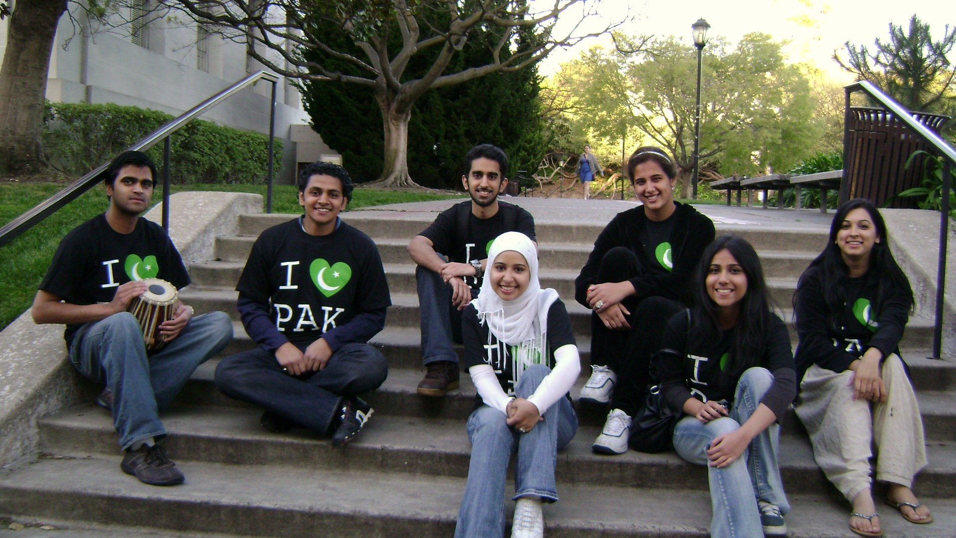 Berkeley PSA Board 2009