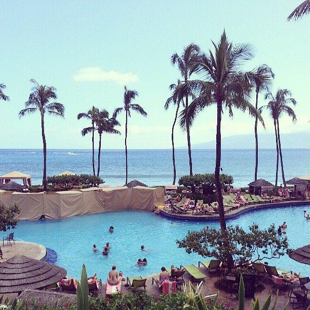 On vaction #Maui #Hawaii #hyatt #view