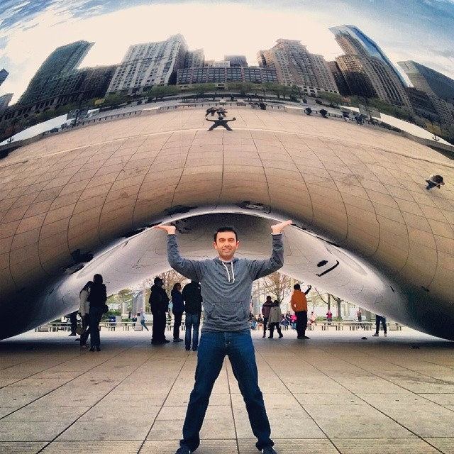 The Bean #Chicago #downtown