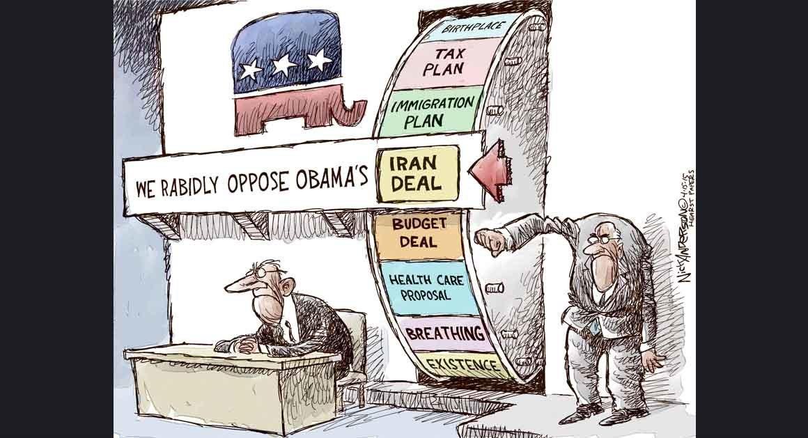 Nick Anderson - Iran Deal